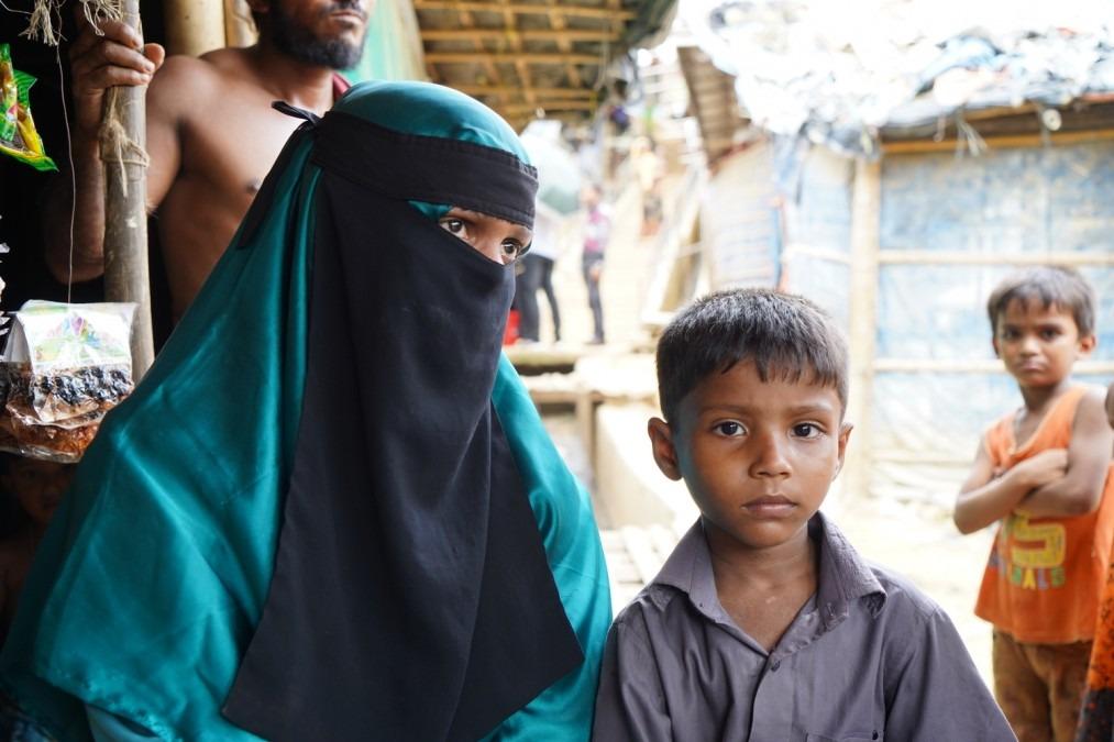 Rohingya Bangladesh Kutupalong