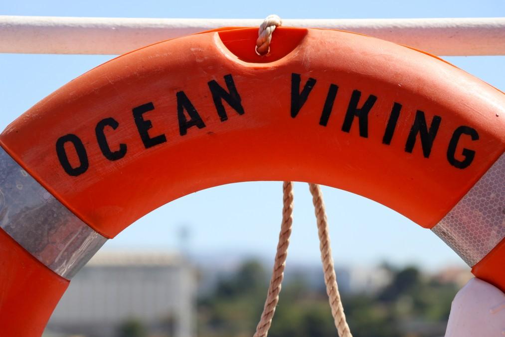 MSF Mediterranean Sea Ocean Viking