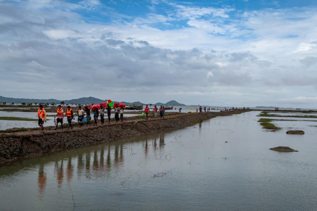 MSF Myanmar réfugiés Rohingyas