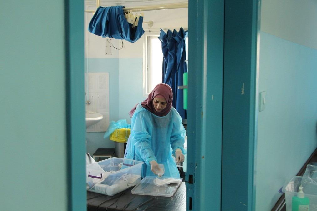 Résistance aux antibiotique MSF Palestine