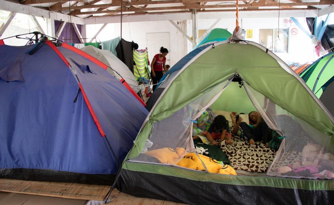 Mexique, MSF, demandeurs d'asile, MPP