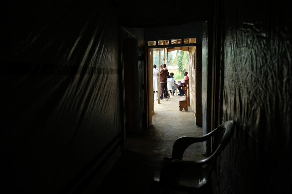 MSF, DRC, Ebola, Vaccination, routine vaccination
