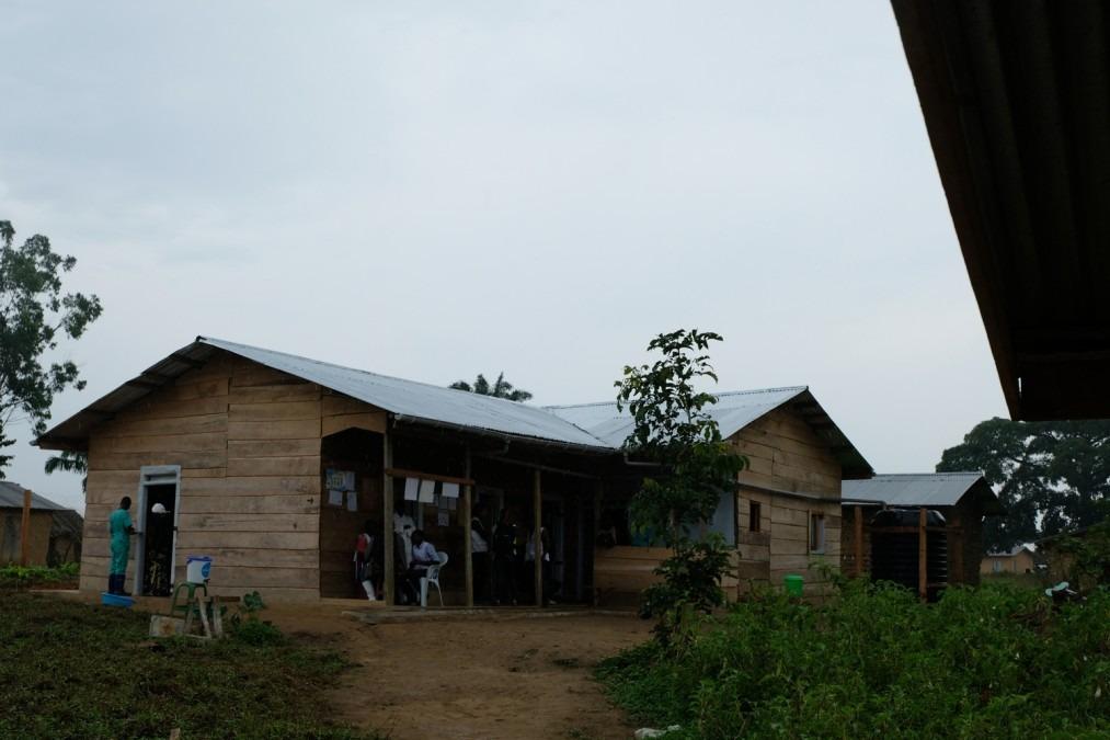 RDC, Ebola, MSF