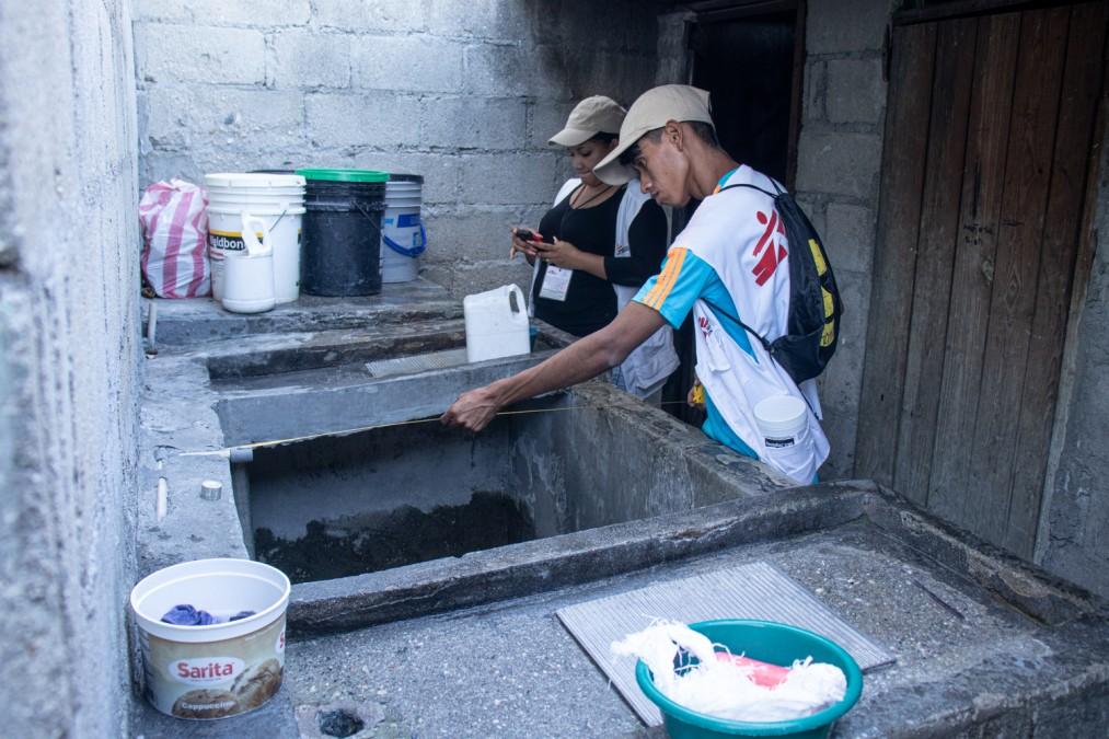 Honduras, MSF, MSF response, Dengue, Outbreak