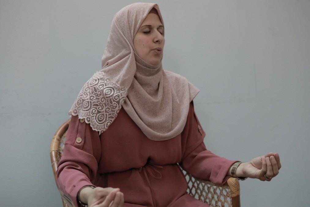 MSF, Palestine, Gaza, soutien psychologique