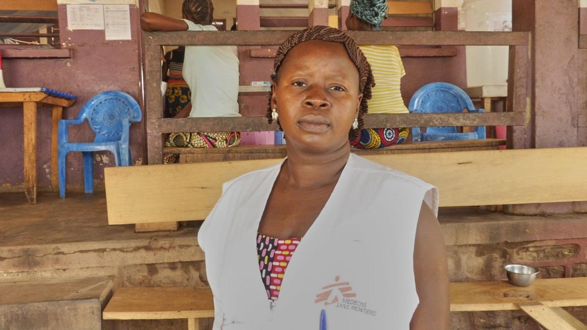 Santé mentale. République centrafricaine.