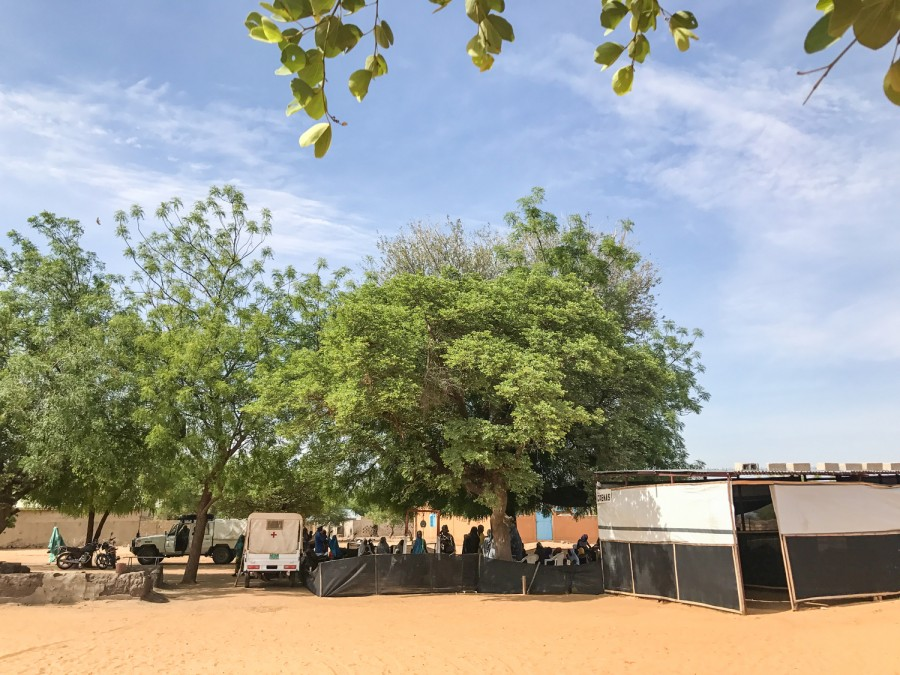 Niger, MSF, paludisme, malnutrition