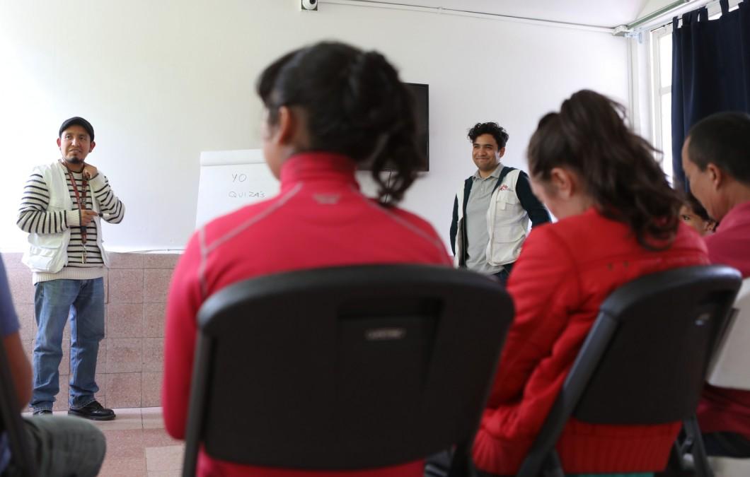 Mexique Etats-Unis MSF migration rapport