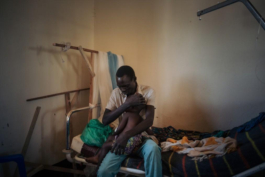 MSF, épidémie, rougeole, urgence, vaccination