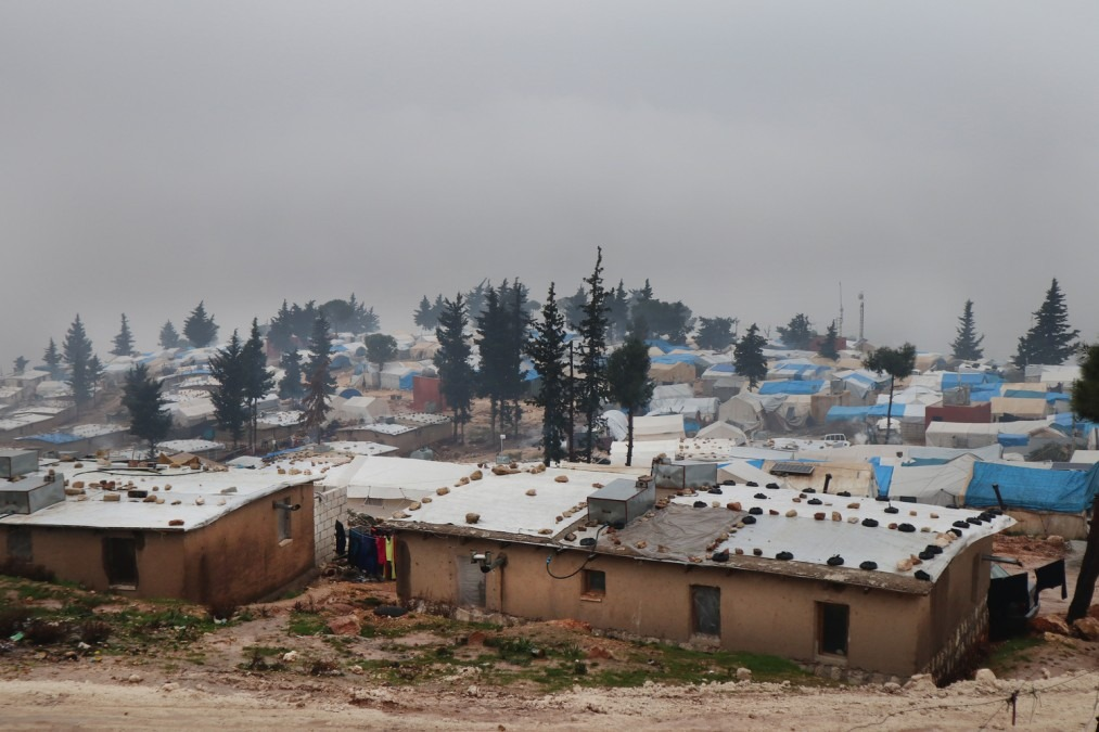 Syrie, personnes déplacées