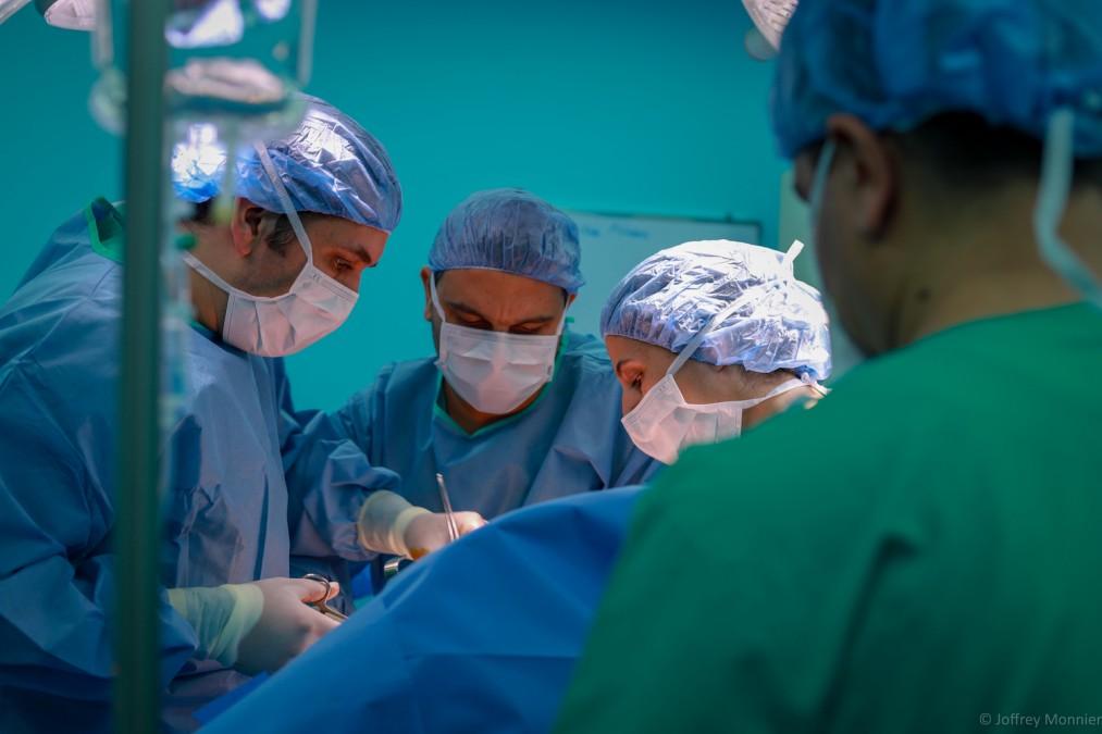 Liban, Bar Elias, MSF, hôpital, réfugiés
