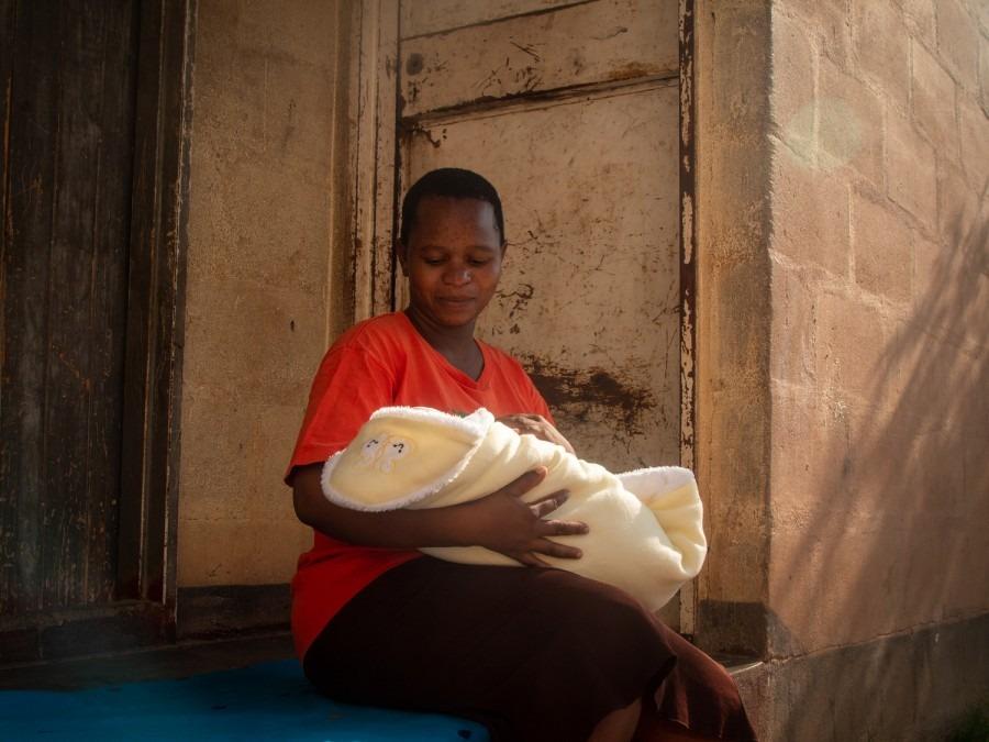 Cancer du col de l'utérus, Zimbabwe, MSF