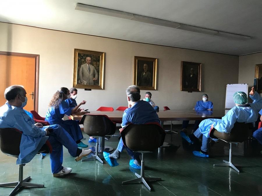 Coronavirus. Covid-19. Italie. Lombardie.