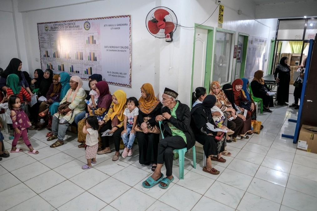 Personnes Déplacées, épidémies, rougeole, dengue,  COVID-19