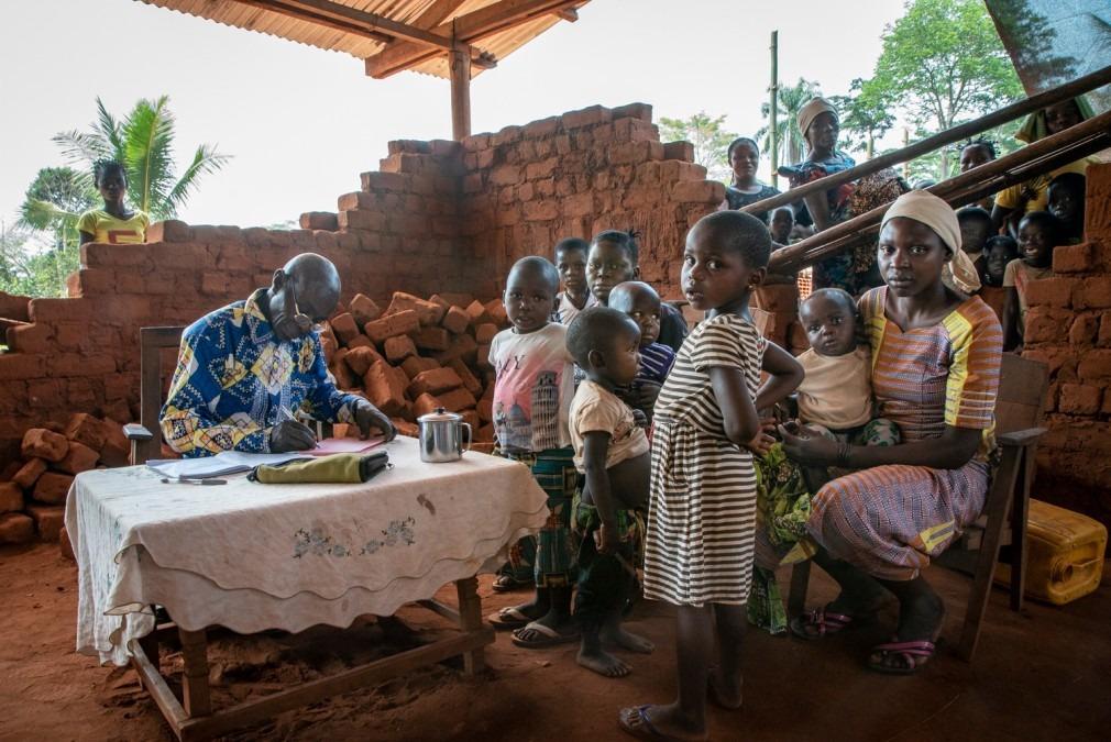 Rougeole, vaccination, RDC, MSF, épidémie