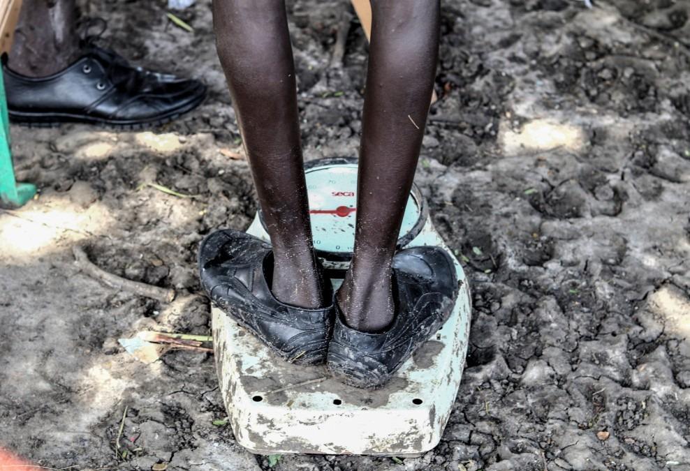 Pibor. Soudan du Sud. Inondations. Catastrophes naturelles.