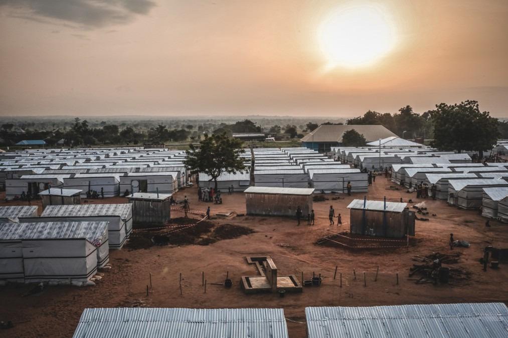 Nigeria, Mbawa, MSF, IDP's, refugees, farmers, Middle Belt, Scott Hamilton