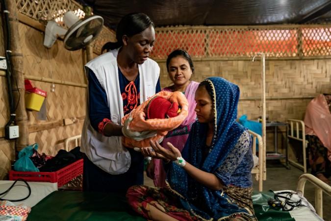 Bangladesh, MSF