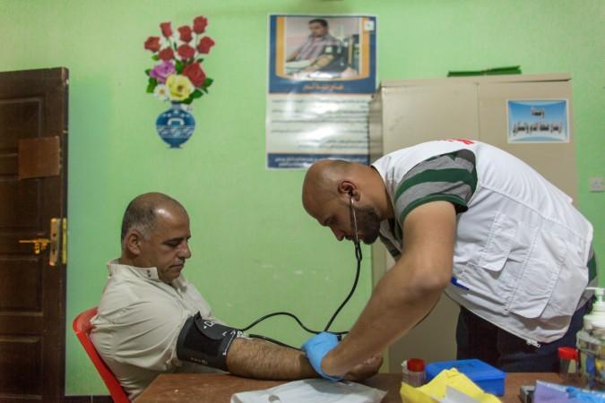 Recherche opérationnelle, MSF, Irak