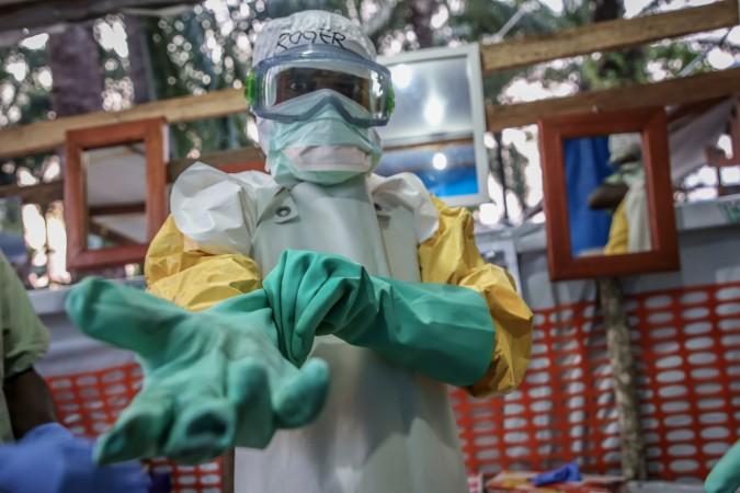 MSF Ebola Democratic Republic of Congo