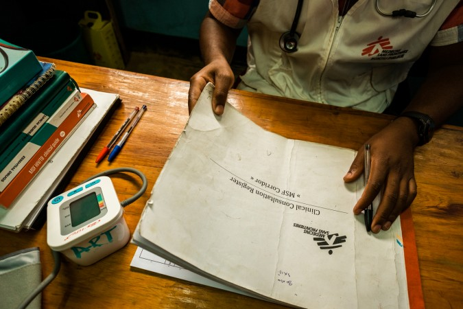 MSF Malawi one-stop-clinic