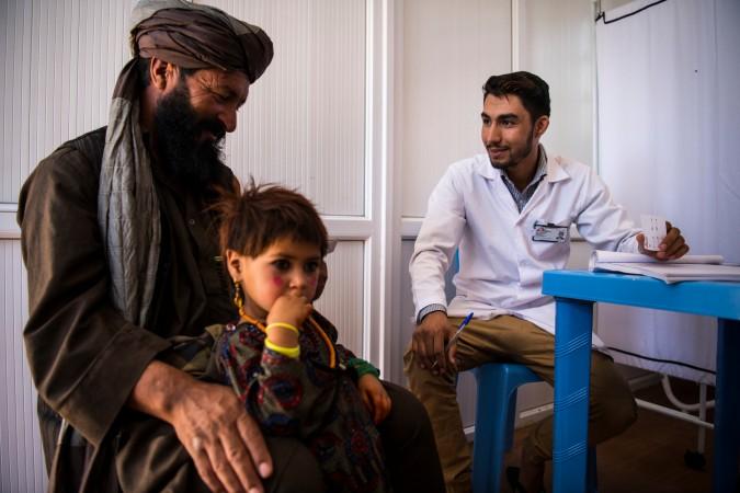 Afghanistan, MSF