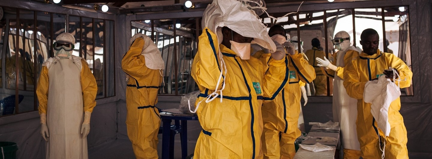 Medical activities suspended after Ebola treatment centre