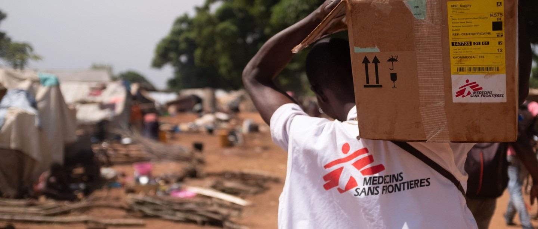 Centrafrique. République centrafricaine. Conflit. Violences. Déplacés.