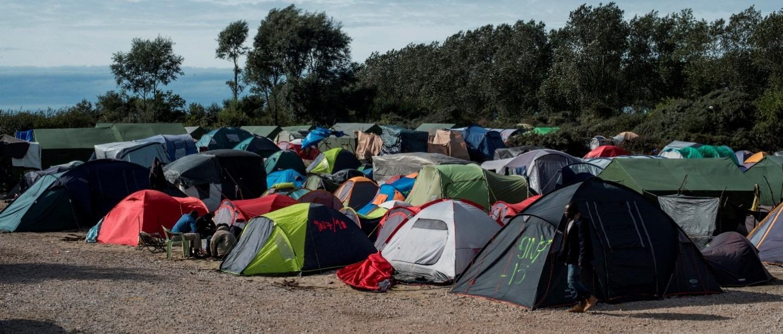 Migrants, Calais, Démantèlement, Jungle