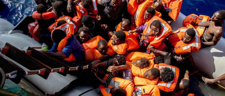 Sauvetage, Méditerranée, migrants, Bourbon Argos