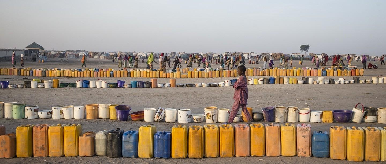 In Borno State, Nigeria