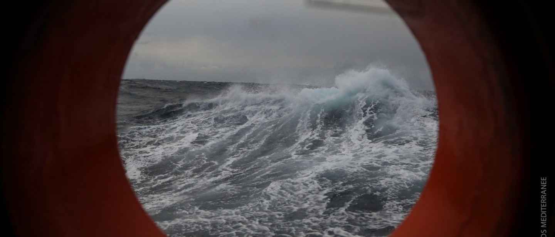 MSF Aquarius Mer Méditerranée