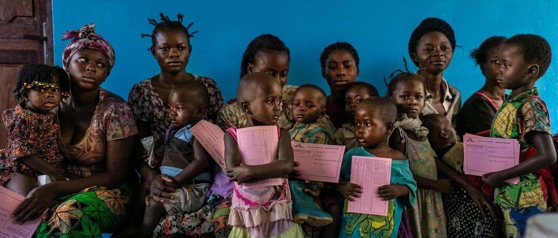 MSF Demokratische Republik Kongo Masernepidemie