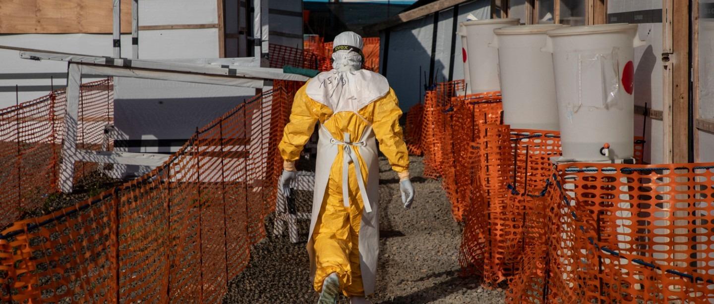 Ebola. RDC. Centre de transit. Urgence sanitaire mondiale