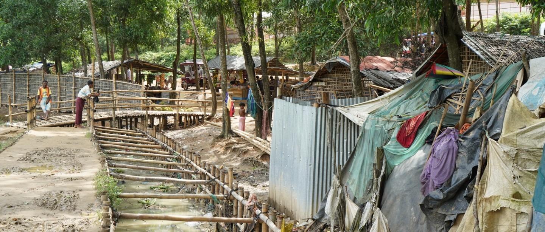 Le camp de Kutupalong. Bangladesh. Juin 2019. © Dalila Mahdawi/MSF