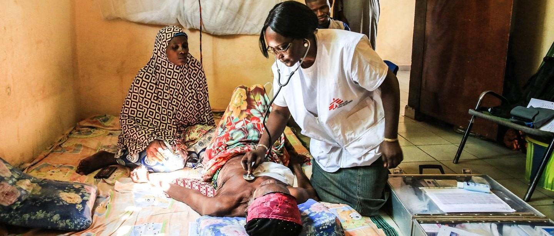 Bamako. Mali. Cancer. Cancer du sein.
