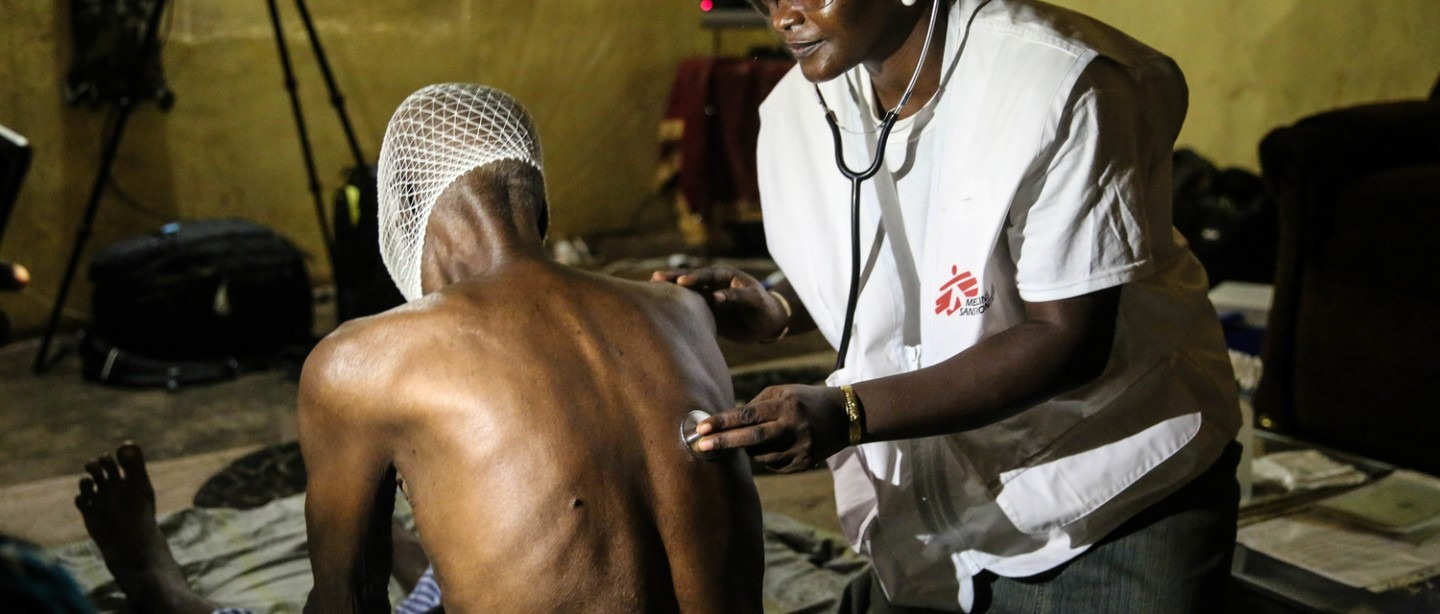 MSF, Mali, Cancer, Oncologie