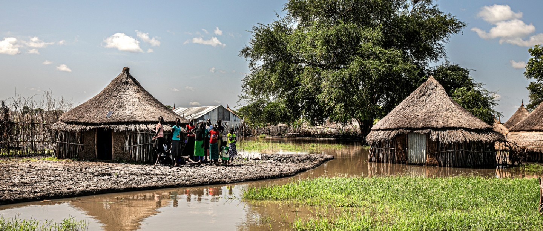 Inondations, Soudan du Sud, MSF, témoignage