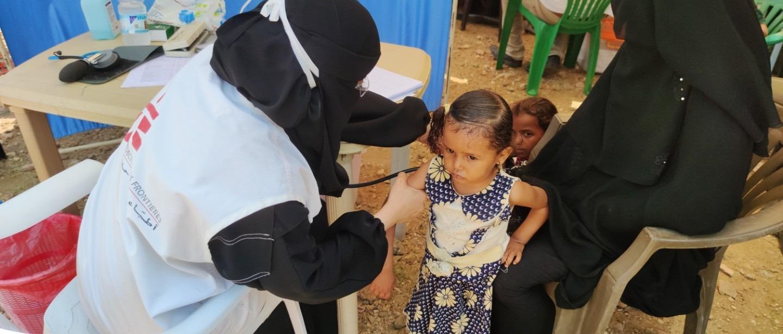 yemen conflit malnutrition