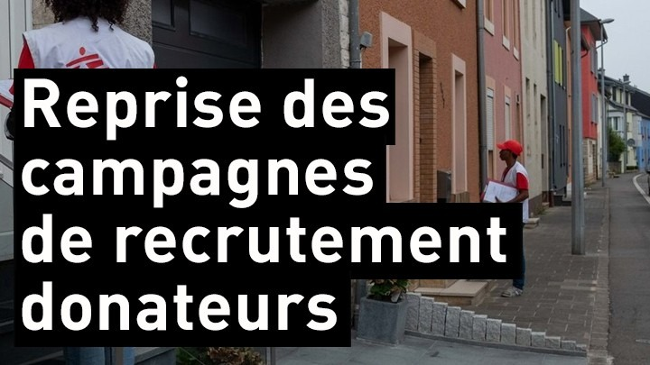 Bloc marketing, emplacement recruteurs F2F