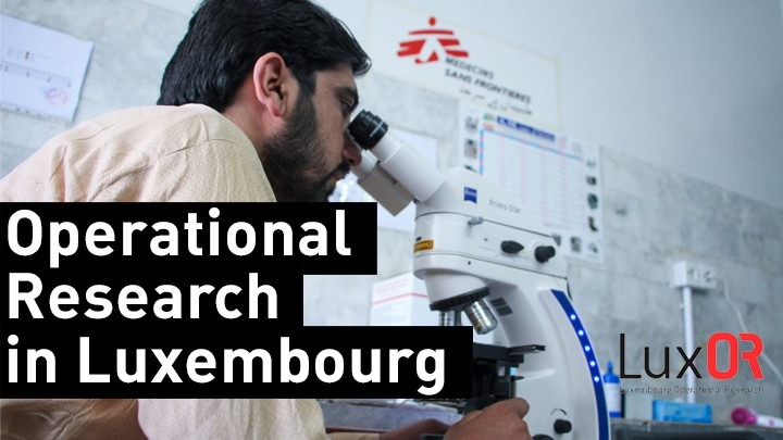 Operational Research Unit in Luxembourg for MSF