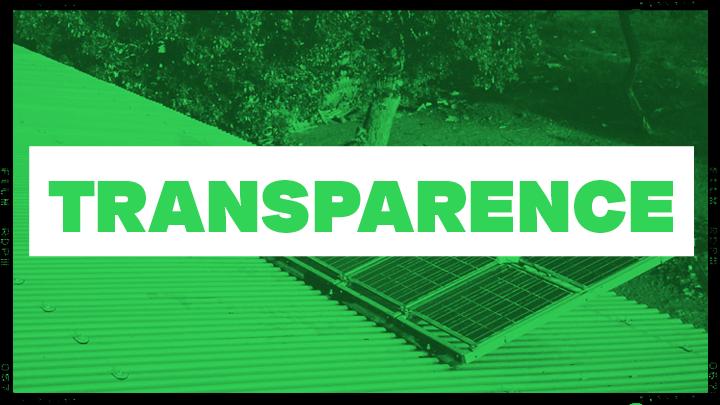 Transparence financière MSD